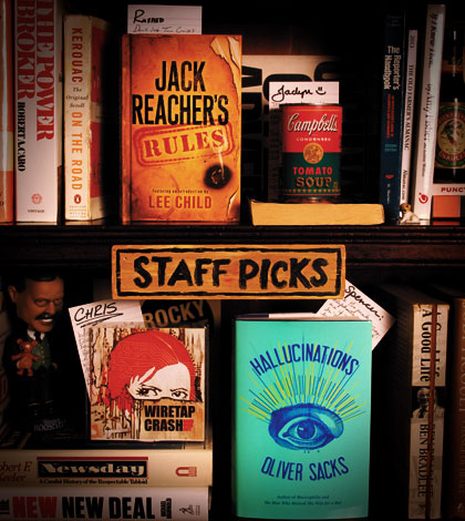 Long Island Press - Staff Picks January 2013