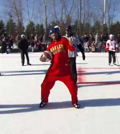 Harlem Globetrotters on Ice