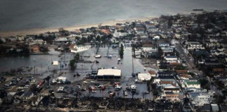 Superstorm Sandy and Long Island