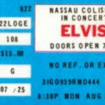 Elvis Ticket