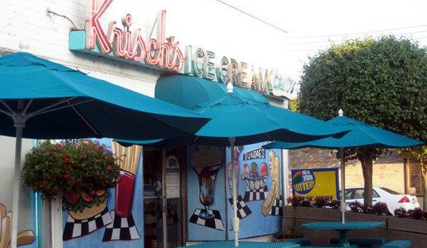 Krisch's Restaurant & Ice Cream Parlor