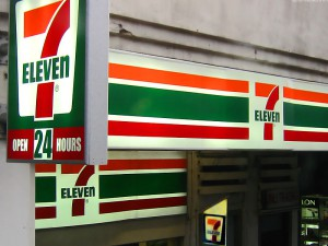 Nine human smuggling suspects who ran 7-Elevens were rounded up Monday on federal charges.