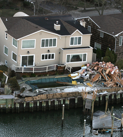 Superstorm Sandy Long Island