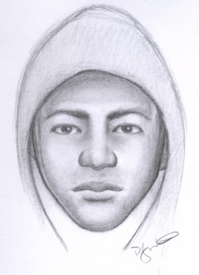 Authorities are asking for the public's help in identifying the male who assaulted a woman inside a bathroom at the Tanger outlet in Riverhead on Oct. 29.