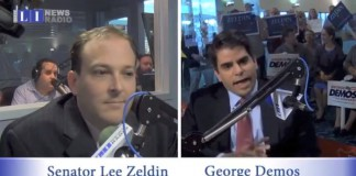 Zeldin and Demos Debate
