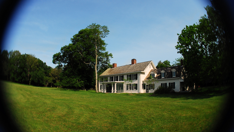 The William Floyd Estate in Mastic, as taken by Long Island artist/photographer Xiomaro, who was commissioned by the National Park Service to document the historic site. His photos will be on display July 4 through Aug. 17, 2014 at the Patchogue Watch Hill Terminal.
