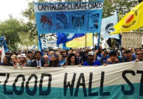 Flood Wall Street / Flood Wall St. / #FloodWallStreet