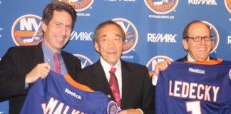 New Islanders ownership group
