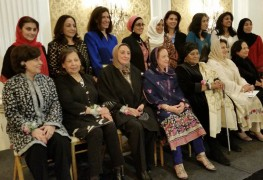 ICLI honors Muslim women