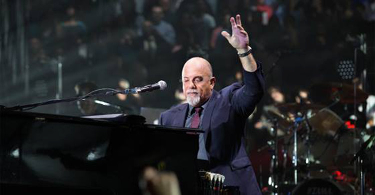 """Piano Man"" Billy Joel bids Nassau Veterans Memorial Coliseum farewell on Aug. 4."