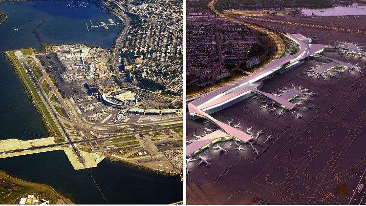 "Vice President Joe Biden previously compared LaGuardia International Airport to one you'd see in a ""third-world country."""