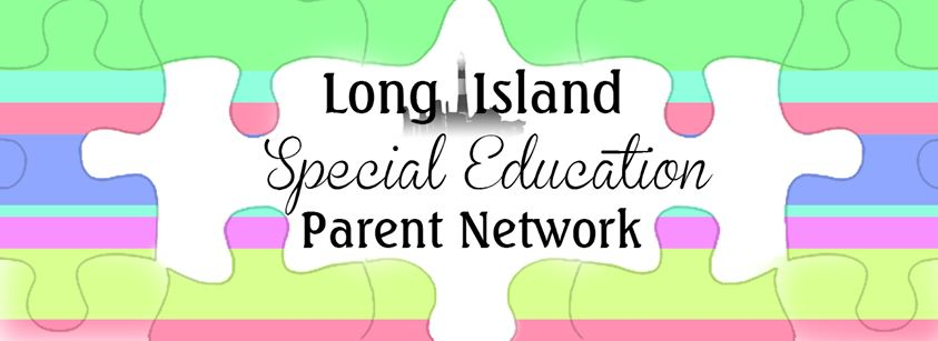 Long Island parent special education Facebook group