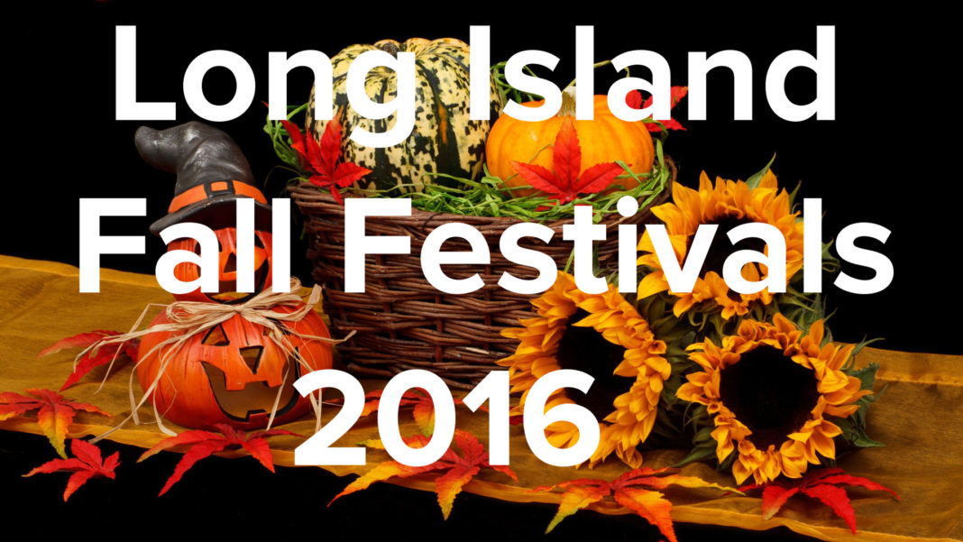 Long Island Fall Festivals