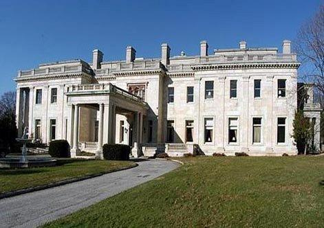 CREEPY: Glen Cove's Winfield Hall, the former mansion estate of FW Woolworth and former home of Grace Downs Model and Air Career School, has a dark, shadowy history.