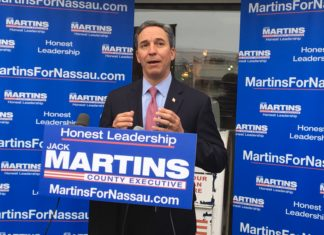 Jack Martins Nassau County Executive