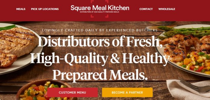 Square Meal Kitchen Healthy Prepared Food
